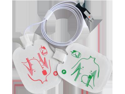 普美康Heartsave AED电极片M250体外除颤器